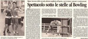 BOWLING71 - Rassegna Stampa 5