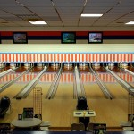 Le piste da Bowling